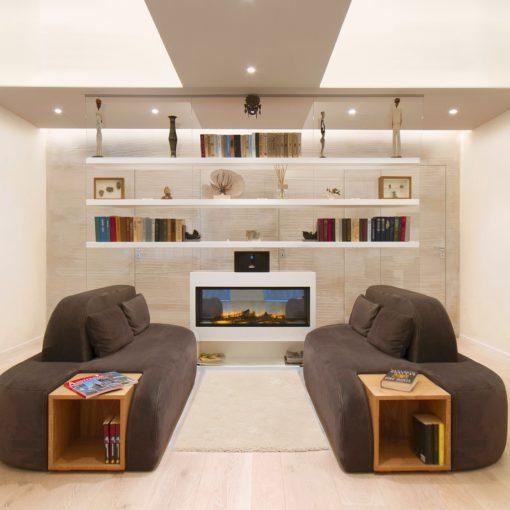 Full Design Apartment Fiesole, salotto